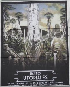 Utopiales : Affiche