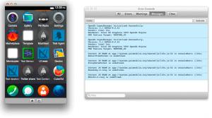 Émulateur Firefox OS