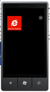 Emulateur Windows Phone